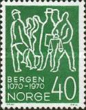 [The 900th anniversary of Bergen, Typ IU]