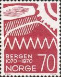 [The 900th anniversary of Bergen, Typ IV]