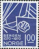 [The 900th anniversary of Bergen, Typ IW]