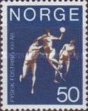 [The 100th anniversary of the Norwegian athletic college, Typ JC]