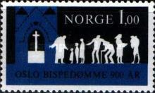 [The 900th anniversary of the diocese of Oslo, Typ JJ]