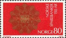 [The 150th anniversary of the Norwegian savings banks, Typ JO]
