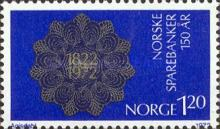 [The 150th anniversary of the Norwegian savings banks, Typ JO1]