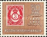 [The 100th Anniversary of the First Posthorn Stamps, Typ JP]