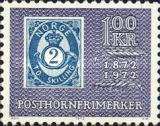 [The 100th Anniversary of the First Posthorn Stamps, Typ JQ]