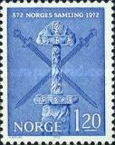 [The 1100th anniversary of the unification of Norway, Typ JU]