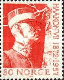 [The 100th anniversary of the birth of Haakon VII, Typ JV]