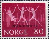[Overprinted INTERJUNEX 72 - stamp exhibition, Typ JY]