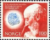 [The 100th anniversary of G.H.Armauer Hansen's discovery of the Lepra bacterium, Typ KG]