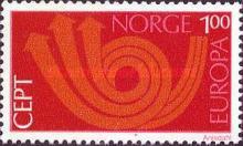 [EUROPA Stamps, Typ KI]