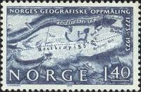 [The 200th Anniversary of the Foundation of the Geographic Measuring of Norway, Typ KT]