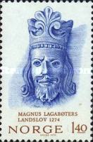 [The 700th anniversary of Magnus Lagabøte's National Law, Typ KZ]
