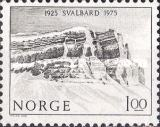 [The 50th anniversary of Norway's takeover of Svalbard, type LW]