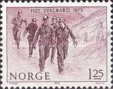 [The 50th anniversary of Norway's takeover of Svalbard, type LX]