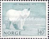 [The 50th anniversary of Norway's takeover of Svalbard, type LY]