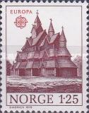 [EUROPA Stamps - Monuments, type NW]