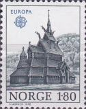 [EUROPA Stamps - Monuments, type NX]