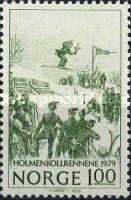 [The 100th Anniversary of The Holmenkollen race, Typ OR]