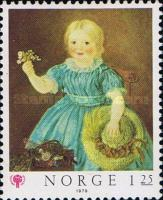 [International Year of the Child, Typ OU]