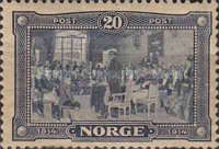 [The 100th Anniversary of the declaration of independence of Norway, Typ P2]