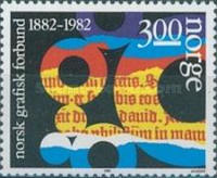[The 100th anniversary of the Graphic Federation, Typ RW]