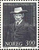 [The Nobel peace prize winner 1922, Typ RX]