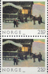 [Christmas stamps, Typ SR1]