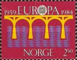 [EUROPA Stamps - Bridges - The 25th Anniversary of CEPT, Typ TA]
