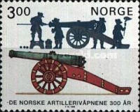 [The 300th anniversary of the Artillery and the 200th anniversary of the Officer Schools, Typ TR]