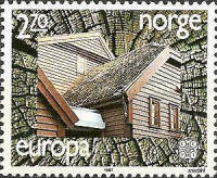 [EUROPA Stamps - Modern Architecture, Typ VH]