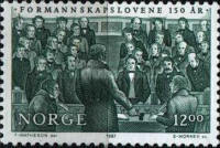 [The 150th anniversary of the presidency acts, Typ VJ]