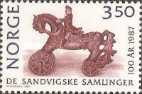 [The 100th anniversary of the Sandvig Collections, Typ VO]