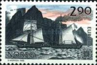 [EUROPA Stamps - Transportation and Communications, Typ WQ]
