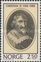 [The 400th anniversary of Christian IV's accession to the throne, Typ WS]
