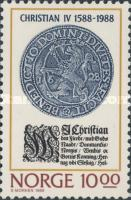 [The 400th anniversary of Christian IV's accession to the throne, Typ WT]