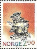 [Christmas stamps - The strip Ludvig, Typ WZ]