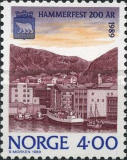 [The 200th anniversary of Vardø and Hammerfest, Typ XH]