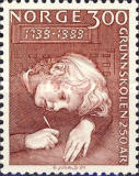 [The 250th anniversary of the public schools, Typ XN]
