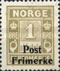 [Overprinted Postage-Due Stamps, Typ Y]
