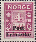 [Overprinted Postage-Due Stamps, Typ Y1]