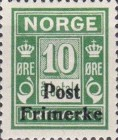 [Overprinted Postage-Due Stamps, Typ Y2]