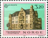 [EUROPA Stamps - Post Offices, Typ YL]