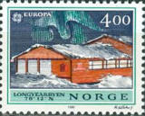 [EUROPA Stamps - Post Offices, Typ YM]