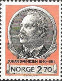 [The 150th anniversary of the birth of Johan Svendsen, Typ YP]