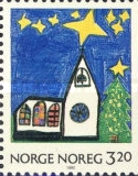 [Christmas stamps, Typ YW]