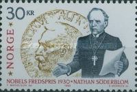 [The Award of the Nobel Peace Prize to Archbishop Nathen Søderblom, Typ YX]
