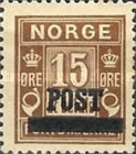 [Overprinted Postage-Due Stamps, type Z]