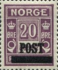 [Overprinted Postage-Due Stamps, Typ Z1]