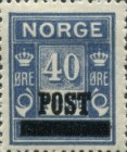 [Overprinted Postage-Due Stamps, Typ Z2]