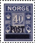 [Overprinted Postage-Due Stamps, Typ Z3]